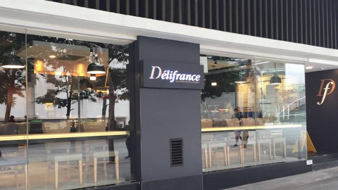 Delifrance推快閃減價優惠 購買指定款式美食買一送一