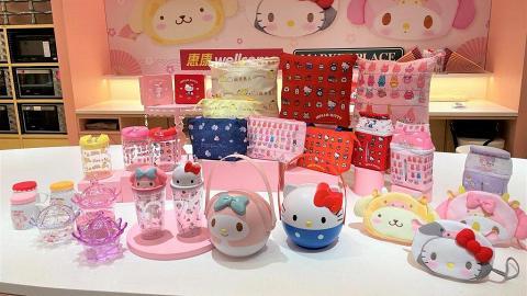 【新年2021】惠康Sanrio牛年造型賀年精品登場 Hello Kitty/Melody/布甸狗/Little Twin Stars