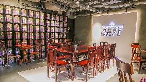 【外賣優惠】Vivienne Westwood Cafe外賣減價優惠 指定日子外賣飲品一律半價