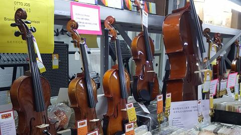 【減價優惠】105年老字號曾福琴行結業優惠低至1折 鋼琴/小提琴/結他/鼓/琴書$10起