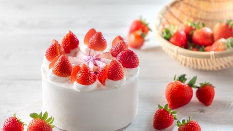 【酒店下午茶2021】都會海逸酒店士多啤梨下午茶自助餐75折優惠 草莓千層蛋糕/燉蛋/朱古力噴泉