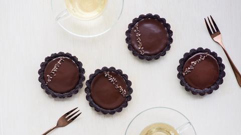Lady M首次推出純素甜品 全新純素朱古力撻登場!不含蛋奶/無麩質