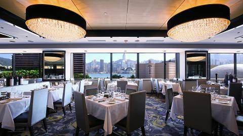 【情人節餐廳2021】尖沙咀海景餐廳Morton's豪華情人節套餐 望維港美景歎海鮮拼盤/牛扒/鵝肝