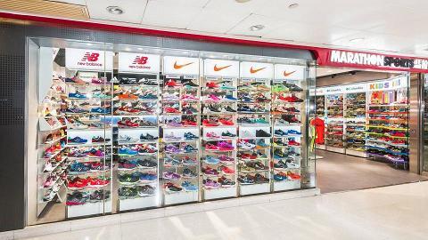 【減價優惠】馬拉松新年減價優惠低至3折 Adidas/PUMA/Converse/New Balance