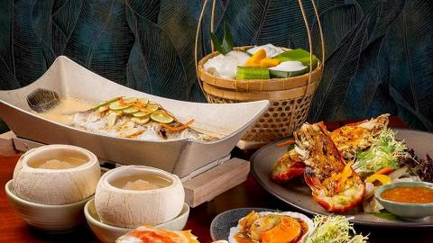 【鰂魚涌/元朗美食】泰式餐廳Mango Tree買一送一堂食優惠 歎齊龍蝦撈麵/千層糕/米紙卷
