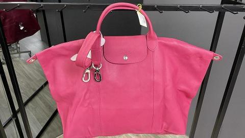 【開倉優惠】Longchamp中環限時2日開倉 經典款手袋/銀包低至2折