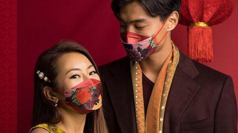【香港口罩】最新masklab口罩款式一覽 新年限定立體口罩/設計師聯乘時尚款/雲石漸變彩色口罩