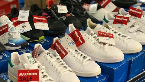 【開倉優惠】銅鑼灣馬拉松限時波鞋開倉$149起 Adidas/Nike/Vans/Converse