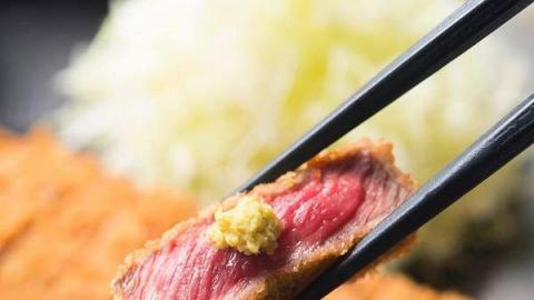 【銅鑼灣美食】日本人氣正宗吉列牛「京都勝牛」登陸銅鑼灣 招牌炸牛排/M9和牛丼/炸豬扒