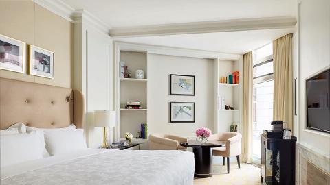 【酒店優惠2021】香港朗廷酒店住宿優惠買一送一!免費升級房間包雙人自助早餐+送紅酒人均$440
