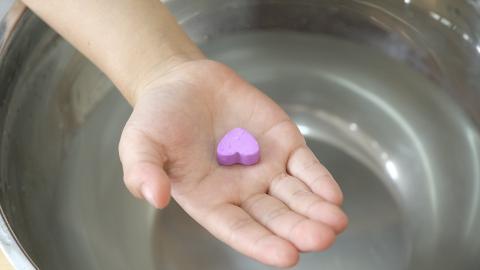 親子DIY天然粒粒梘 小朋友學習洗手零難度