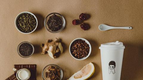 【大角咀美食】茶飲店「不要對我尖叫日常茶間」減價優惠 超抵價$10歎特色茶飲