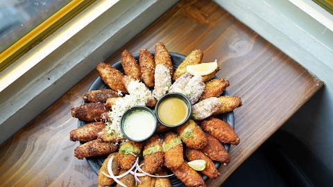 【旺角美食】高人氣雞翼專門店Wingman進駐旺角 推出$128起雞翼放題+任食多達18款口味