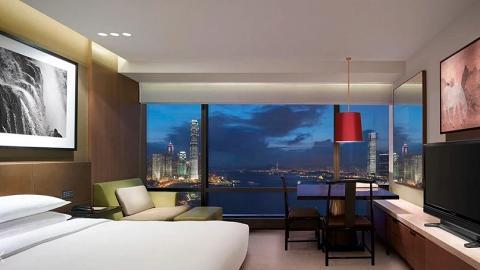 【酒店優惠2021】香港君悅酒店住宿優惠32折起 升級海景房/雙人自助晚餐嘆生蠔/龍蝦/威靈頓牛排