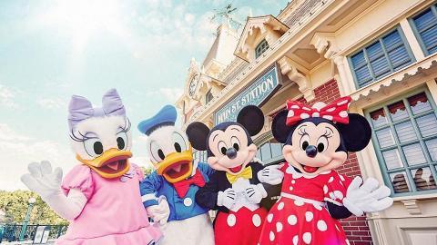 【迪士尼優惠2021】香港迪士尼樂園港人限定15周年住宿優惠!10月前指定日子入住兩晚低至$840