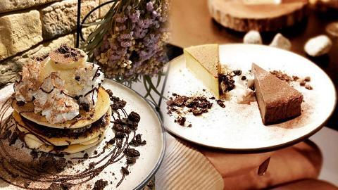 【旺角美食】旺角新開日光樓上cafe推出$1甜品放題優惠 任食10款口味日本直送芝士蛋糕!