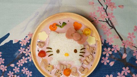 Hello Kitty聯乘6大餐廳合作Hungry Hunt美食巡禮 推出主題美食+換購限定襟章/手繪風咖啡杯