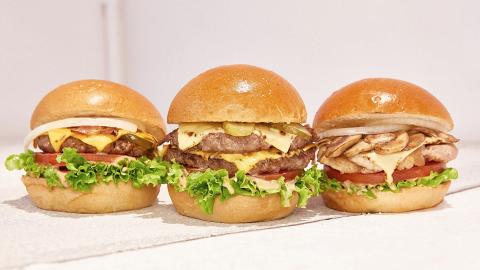 【大角咀美食】大角咀漢堡店醬堡推買一送一優惠 抵價歎芝士雞堡/炸蠔/黑松露薯條