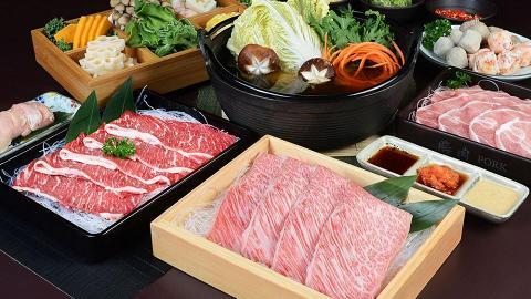 【飲食優惠】日式火鍋放題店牛一限時飲食優惠 指定套餐送波士頓龍蝦/大虎蝦