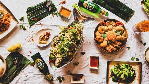 【長沙灣美食】泰式餐廳推3大限時飲食優惠 生日優惠免費送生蝦/堂食85折