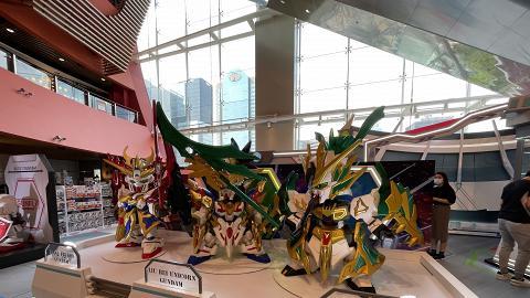 【復活節好去處2021】九龍灣SD高達世界展覽開鑼 6呎高模型/期間限定店