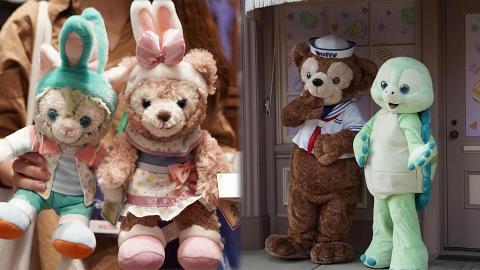 【復活節好去處2021】迪士尼樂園復活節主題活動 Duffy春日精品/美食率先睇