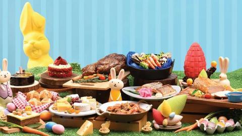 【復活節好去處】馬灣挪亞方舟度假酒店復活節限定自助餐Buffet/下午茶!附獨家優惠碼$190起