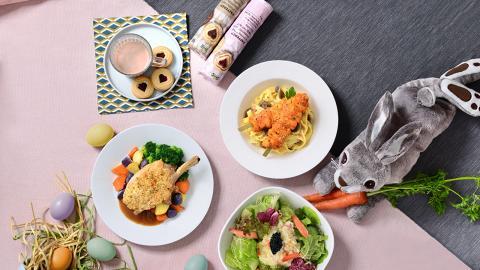 IKEA四月期間限定全新菜單 粟米新地筒/薯餅熱狗/芝士烤豬鞍架/復活節牛奶朱古力