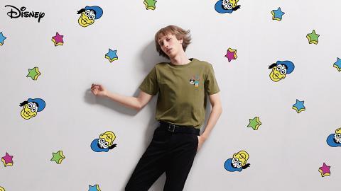 GU全新迪士尼插畫聯乘系列下週開賣 T恤/睡衣/襪子/電腦袋$39起