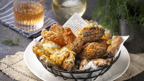 【旺角美食】旺角露天酒吧餐廳3大抵食放題優惠 $99雞翼放題任食6款口味!無限暢飲/薯條/甜品