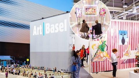 【灣仔好去處】Art Basel確認5月香港會展開幕!一連3日超過100間藝廊/設3大主展區/網上展廳