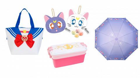 便利店美少女戰士精品新登場!迪士尼迷你公仔盲盒優先發售