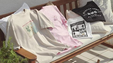 UNIQLO首度聯乘《集合啦!動物森友會》T恤/Tote Bag/毛巾$59起