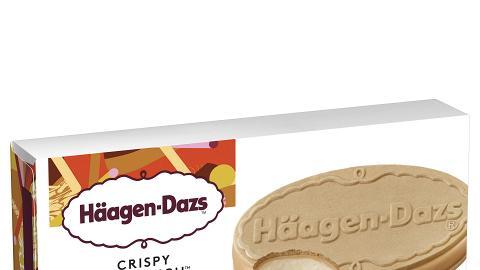 便利店7-Eleven推Häagen-Dazs快閃優惠 $108/5件任揀脆皮雪糕三明治款式