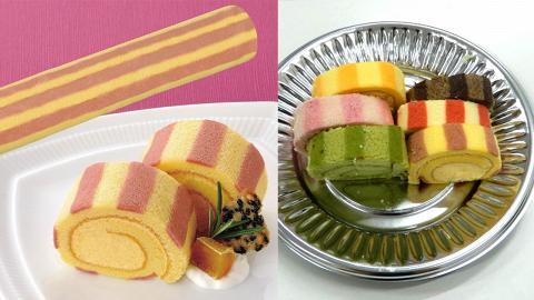 口感似雪糕!日本熱賣味の素Ajinomoto卷蛋直送香港 安納芋番薯/柚子味長條迷你Roll Cake