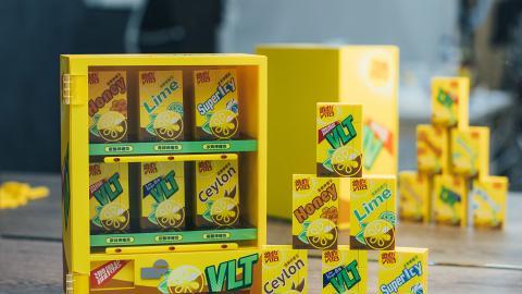 維他檸檬茶6款迷你積木扭蛋+售賣機!5月限定2日4大扭蛋機抽獎熱點