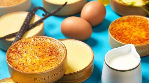 Paul Lafayet法式焦糖燉蛋節即將回歸!期間限定會員半價優惠+送限量版貓咪骨瓷杯碟套裝
