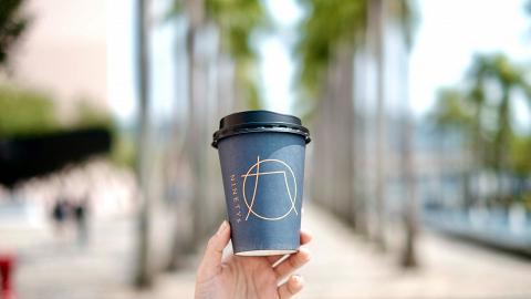 【尖沙咀美食】尖沙咀CafeNINETYs新店開張減價優惠 限時超抵價$6歎黑白咖啡