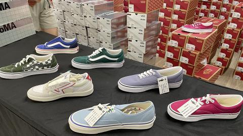 【開倉優惠】5大5月最新開倉優惠1折起 adidas/New Balance/Nike/Beams/Vans