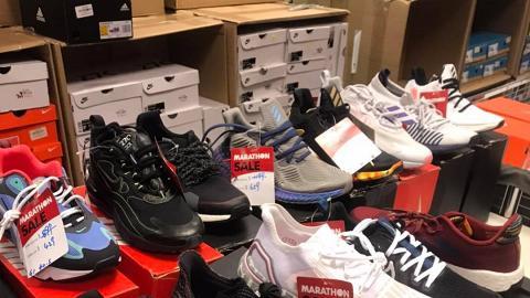 【開倉優惠】香港5大最新開倉大減價1折起 $50起買波鞋/名牌手袋/T恤/電器