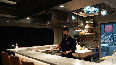 【尖沙咀美食】尖沙咀歎高級日式燒肉版Omakase 備長炭燒烤!食勻新鮮直送和牛/刺身/海鮮