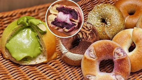 【元朗美食】超人氣享樂烘焙8月尾進駐元朗YOHO MALL!麻糬Bagel/爆餡冰心麵包/限定新品