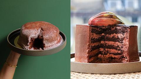 西班牙蛋糕店La Viña聯乘Casa Cacao推爆漿朱古力系列蛋糕!4大新品/焙茶卷蛋/芝士蛋糕