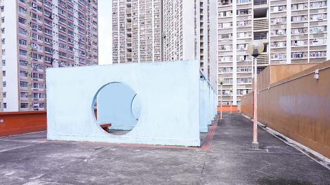 【牛頭角好去處】九龍區人氣打卡熱點! 牛頭角夢幻淺藍色時光隧道