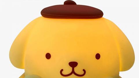 【便利店新品】便利店新推Hello Kitty/布甸狗3D小夜燈 Sanrio雙層玻璃杯/風扇