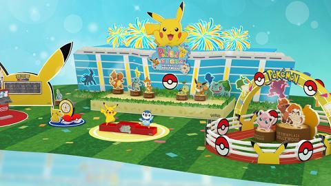 【暑假好去處】Pokémon寶可夢道館登陸鑽石山荷里活廣場!7大影相位/卡牌珍藏展/限定店