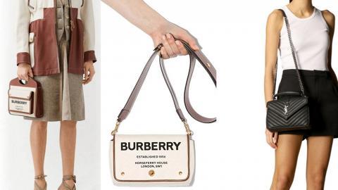 【網購優惠】CELINE/BURBERRY/YSL快閃激低23折!精選6款名牌手袋$2254起
