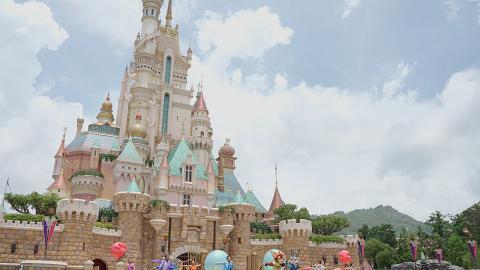 【迪士尼樂園】全新Pixar水花派對+新城堡音樂派對 暑假主題精品/美食率先睇