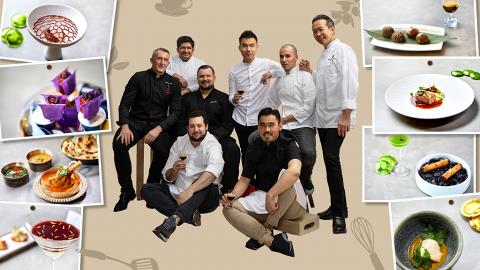 Nespresso「Gourmet Weeks」正式登場 8位頂級主廚以咖啡迸發創意