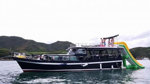 【釣墨魚2021】釣墨魚團包船遊艇推介!尖沙咀上船/西貢上船/包晚餐/打麻將/唱K